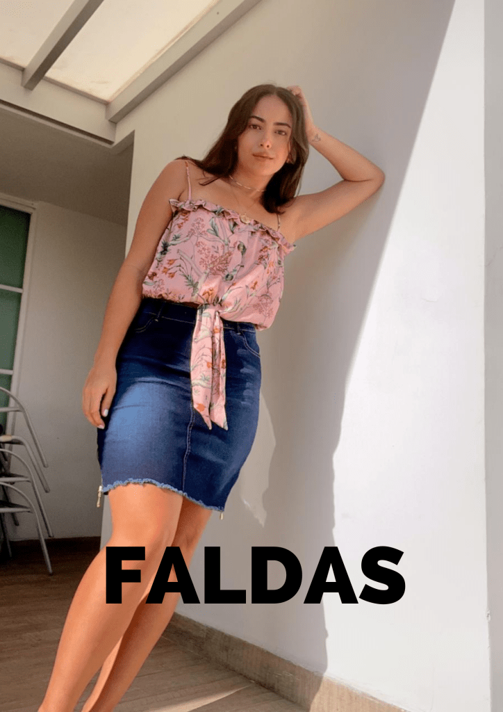 Nation Plus falda