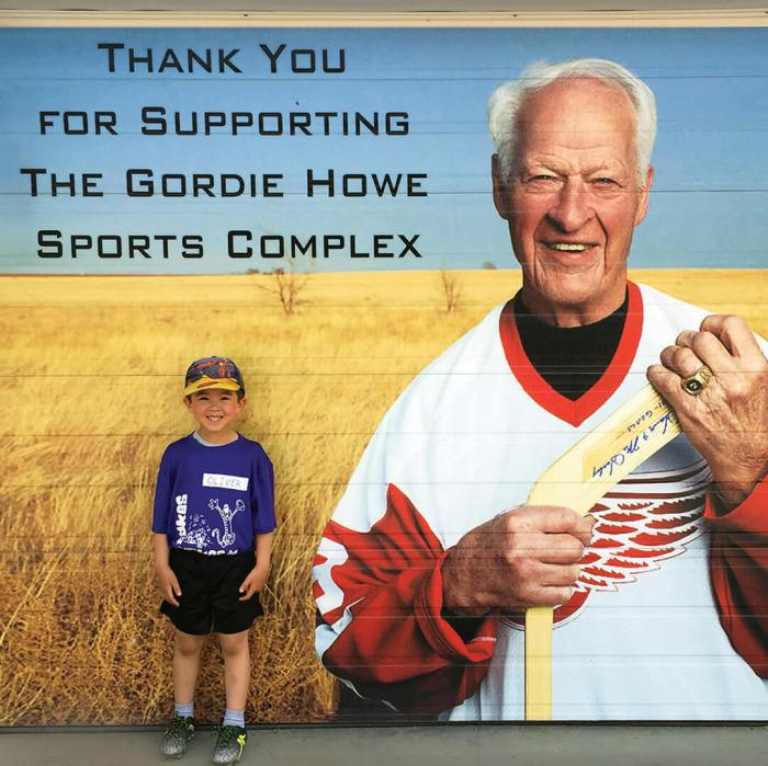 Thank you for supporting the Gordie Howe Sports Complex
