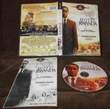 Hotel Rwanda 2004 DVD