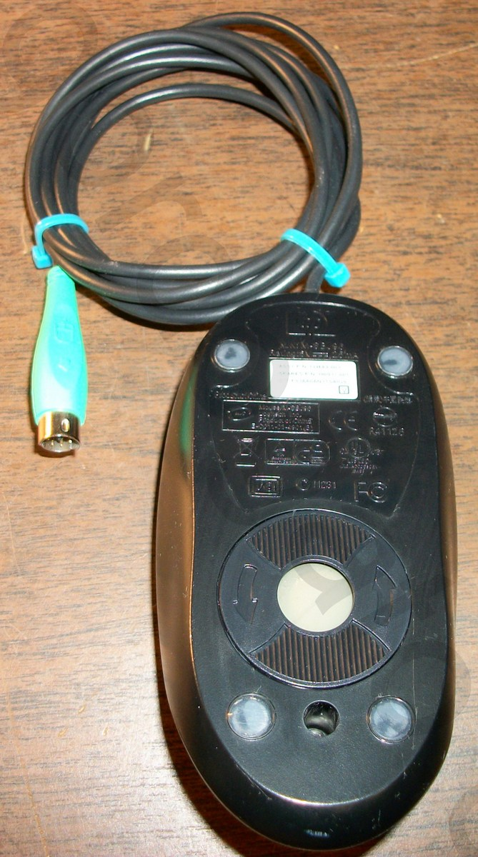 medium resolution of logitech hp ps2 ps 2 ball 2 button black scroll mouse gordogato s interesting stuff