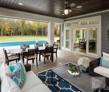 Pool with Screened in Porch Ideas
