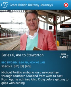 Great British Railway Journeys - 05-01-2015 (YouView app)