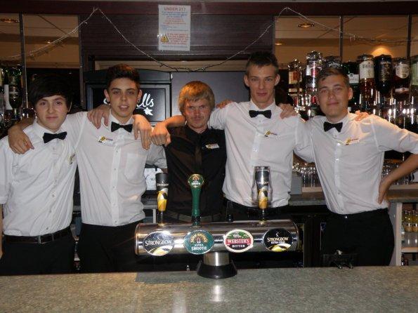 Bar team 2011