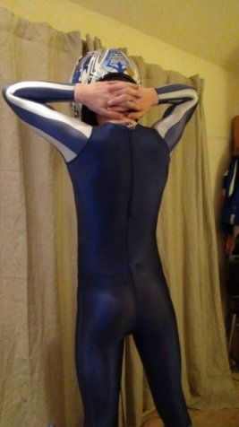 Adidas full body suit