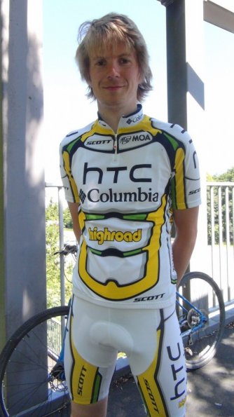 Nalini Columbia Highroad Team kit