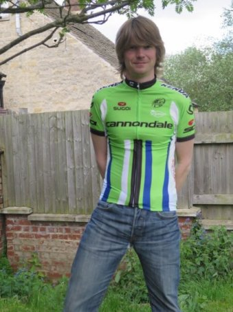 Cannondale Pro Cycling Team Jersey