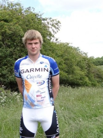 Pearl Izumi Team Garmin-Chipotle team kit