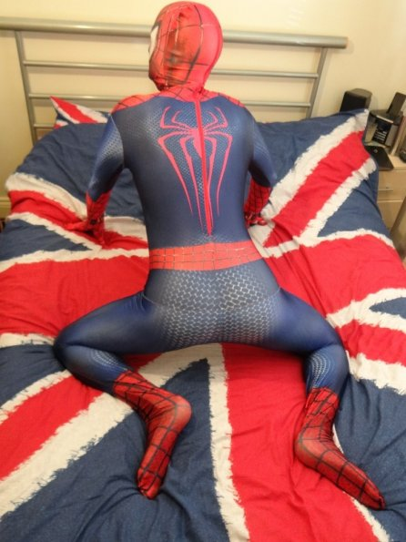 Amazing Spiderman 2 Morphsuit