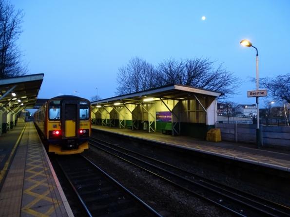 Beeston railway station