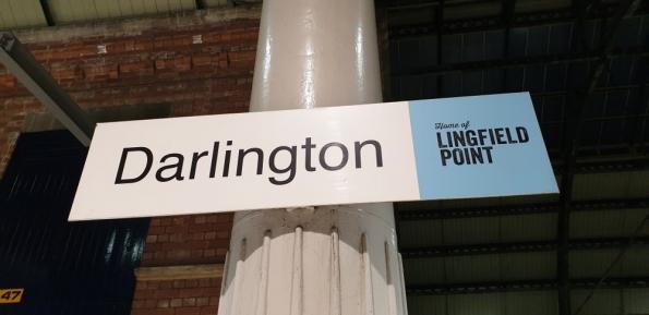 Darlington railway station
