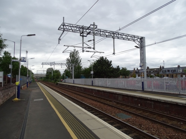 Falkirk Grahamston railway station