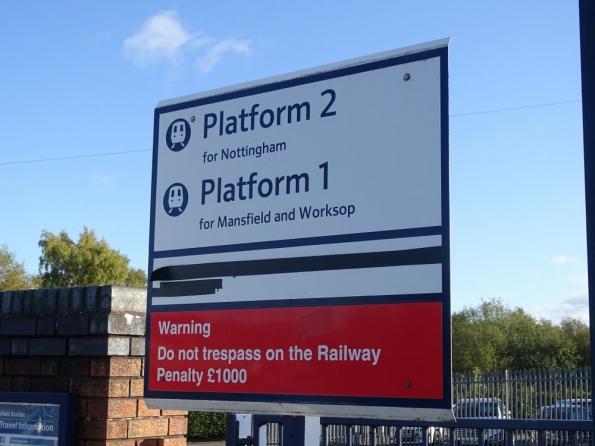 Kirkby-in-Ashfield railway station