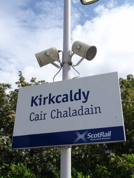 Kirkcaldy railway station