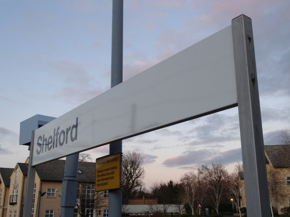 Shelford railway station