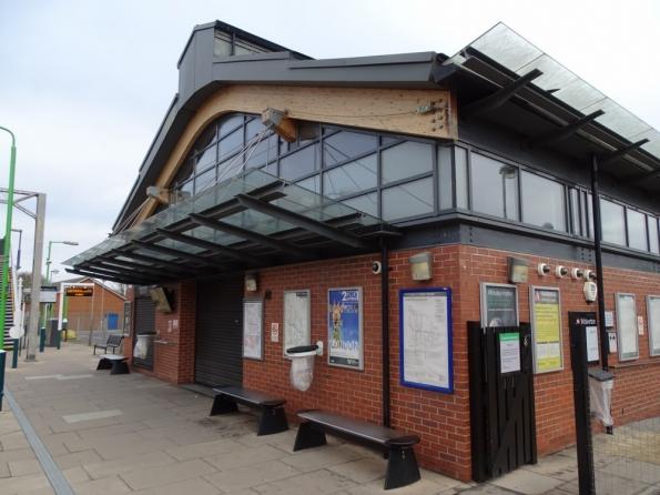 Wolverton railway station