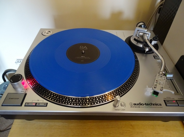 Audio Technica LP120USBHC Turntable