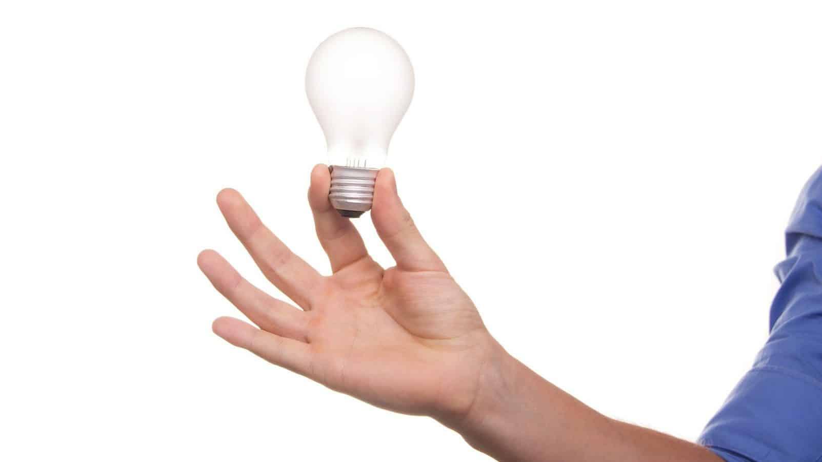 light bulb smart home