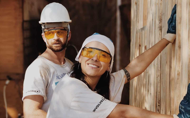 home renovation couple
