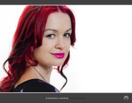 laura daligan 03 - pop up studio, portraits, Camden, london
