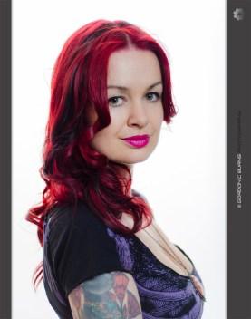 laura daligan 04 - pop up studio, portraits, Camden, london