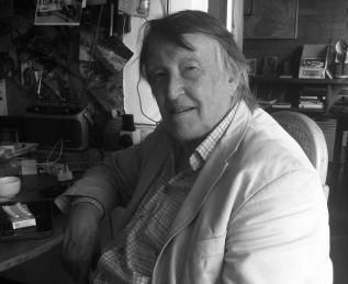 Gordon at home in Suffolk 2014