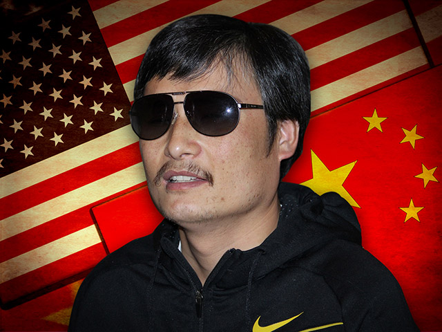 Chen Guangcheng graphic - May 4, 2012