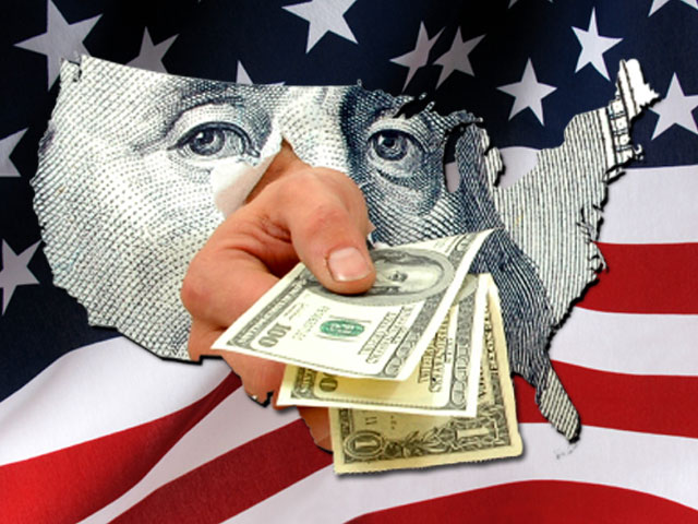 Stimulus package graphic - Sept. 3, 2009