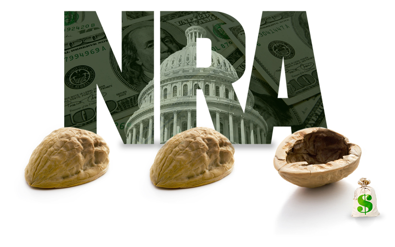 NRA Campaign Contributions