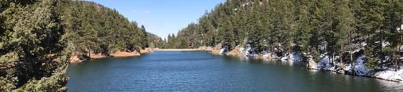 Palmer Lake Reservoir Trail-2018