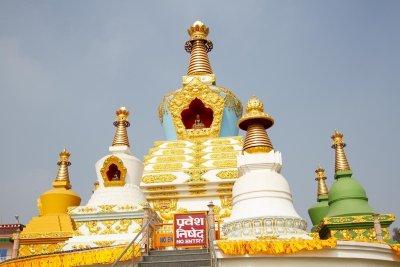 Ngagyur Palyul Thupten Shedrup Choekhor Dargyeling