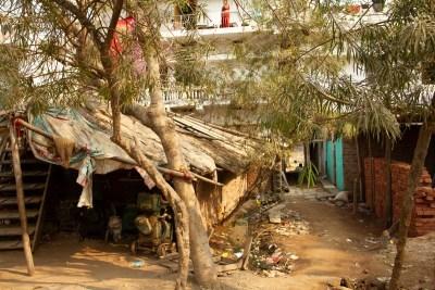 A home in Bodhgaya