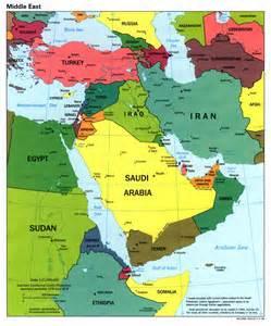 photo Middle East & Caucasus