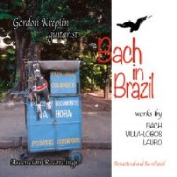 Bach in Brazil cover thumbnail
