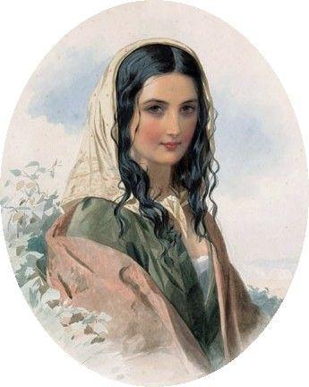 10-octavius-oakley-gipsy-woman