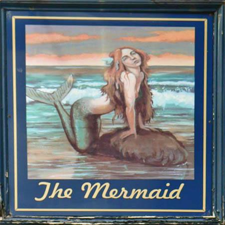 A Dorset Mermaid