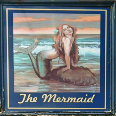 A Dorset Mermaid