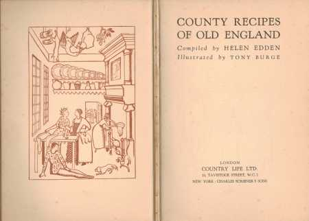 County Recipes 0