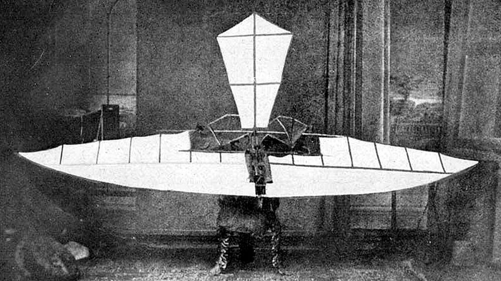 Stringfellow Monoplane 1848