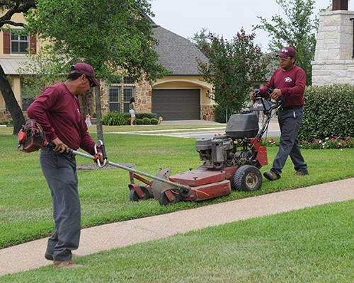 full service lawn care - gordon's