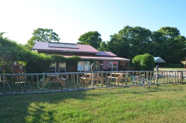 Gordon's Park on Manitoulin Island