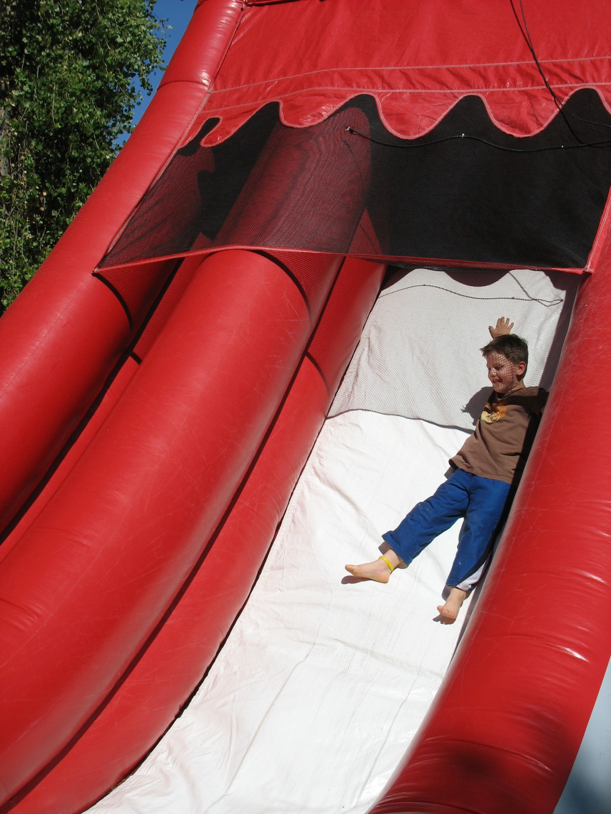 slides are always good