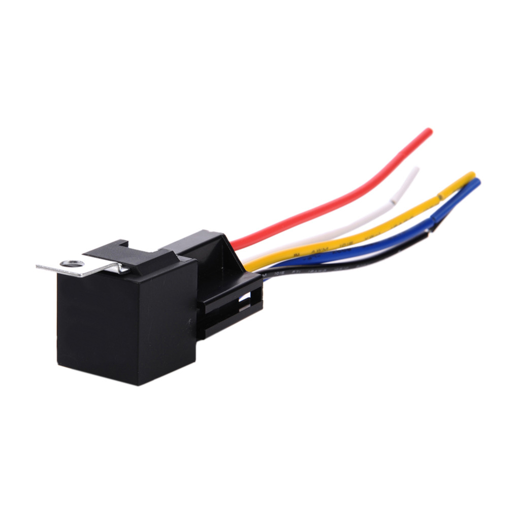hight resolution of 5 pin 12 volt 30 40a relay truck car parts 264relay5 recon truck accessories