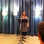 Jeannine Hall Gailey at Jack Straw Center