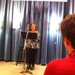Lana Ayers at Jack Straw Center