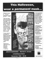 Advert: A Permanent Mask