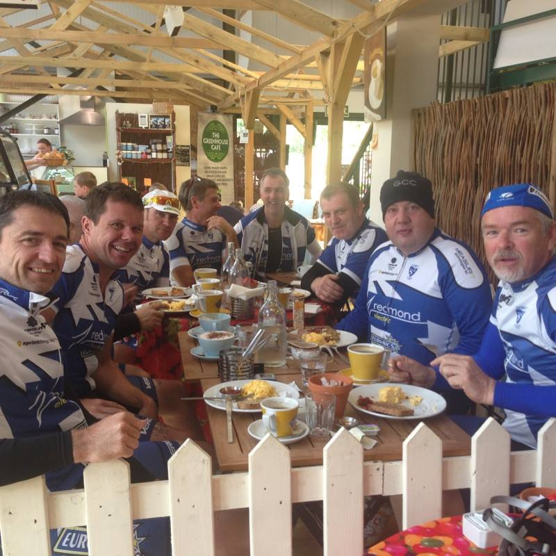 August Bank Holiday Club Spin at The Greenhouse Cafe, Springmount
