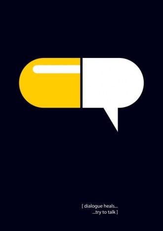 Dialogue heals