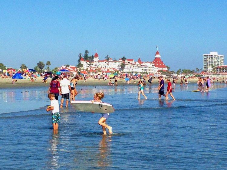 Coronado, California Dog Beach