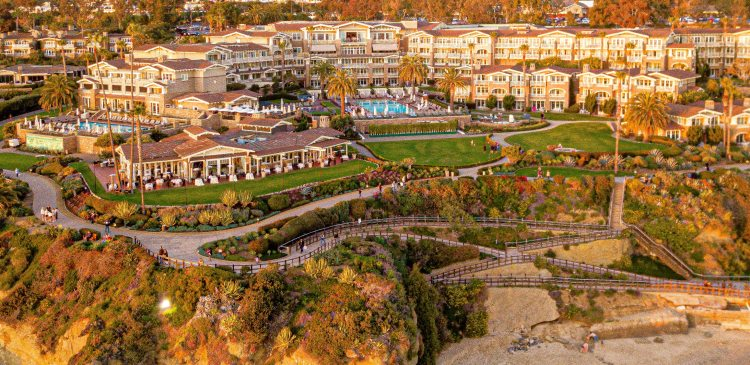 The Montage, Laguna Beach is a top hotel along California Highway 1