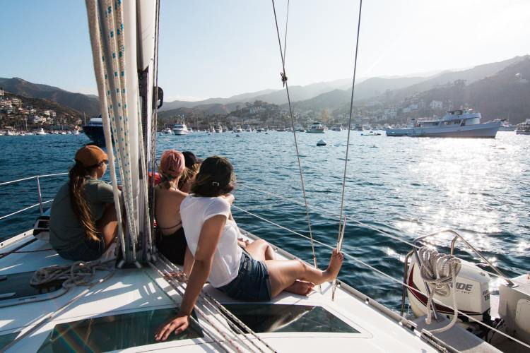 Many Ocean adventures await in Catalina.